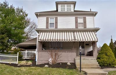 Single Family Home Active Under Contract: 818 Short St