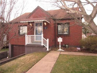 Single Family Home Sold: 3106 Woodrow Street