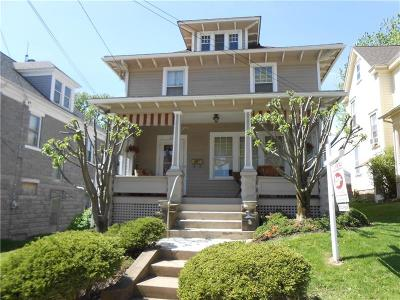 City Of Washington PA Single Family Home For Sale: $155,000