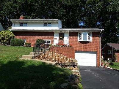 Westmoreland County Single Family Home For Sale: 2749 Valleyview Dr