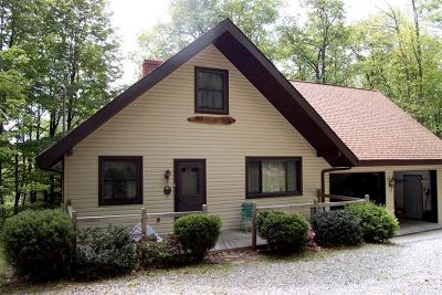 Indian Lake Boro Single Family Home Active Under Contract: 110 Syracuse Path