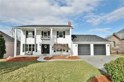 Single Family Home Active Under Contract: 807 Hillcrest Dr