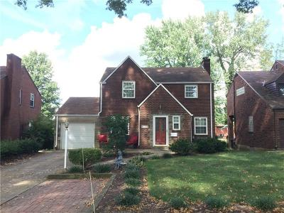 Mt. Lebanon Single Family Home Active Under Contract: 313 Old Farm Rd