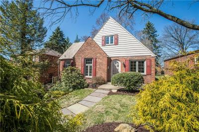 Mt. Lebanon Single Family Home For Sale: 634 Rock Springs Rd