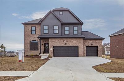 Single Family Home For Sale: 321 Spindle Ct