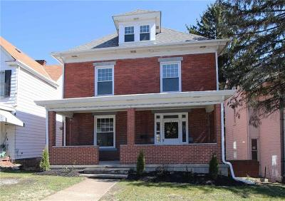 Single Family Home For Sale: 254 N Central