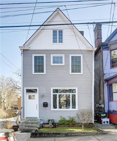 Regent Square Single Family Home Active Under Contract: 430 Biddle Ave