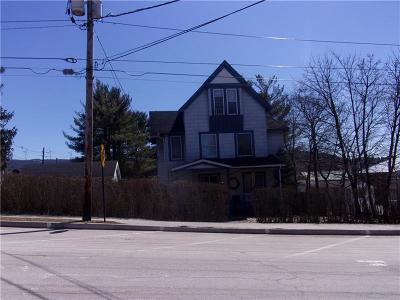Meyersdale Boro Single Family Home For Sale: 352 Main St.