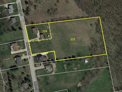 Residential Lots & Land For Sale: 222-224 Bebout Road