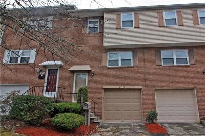 Condo/Townhouse Sold: 959 Academy Heights Dr