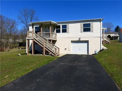 Single Family Home For Sale: 321 Fosterville Rd
