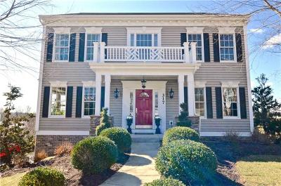 Single Family Home For Sale: 317 Walnut Dr