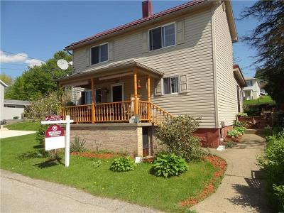 Single Family Home For Sale: 2204 Church St