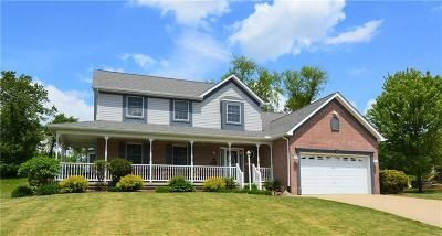 Single Family Home For Sale: 504 Southfield Dr