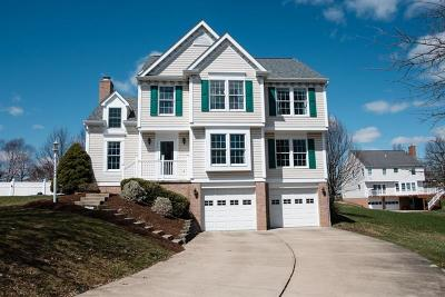 Single Family Home Active Under Contract: 120 Saddlebrook Ln