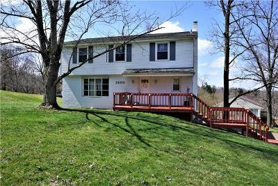 Upper St. Clair Single Family Home For Sale: 2690 Locust Dr.