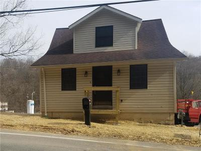 Single Family Home For Sale: 406 Manor Harrison City