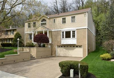 Mt. Lebanon Single Family Home For Sale: 225 Valley Park Drive