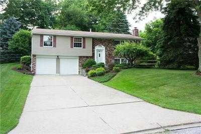Upper St. Clair Single Family Home Active Under Contract: 475 Diablo Dr
