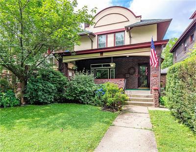 Regent Square Single Family Home For Sale: 1202 Macon