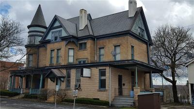Somerset/Cambria County Commercial For Sale: 107 W Patriot St