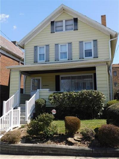 Trafford Single Family Home For Sale: 516 Gilmore Ave