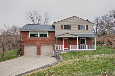 Upper St. Clair Single Family Home For Sale: 530 Fort Couch Road