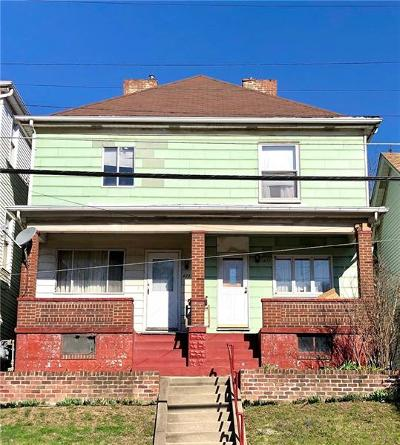 Multi Family Home For Sale: 435 Adams Ave
