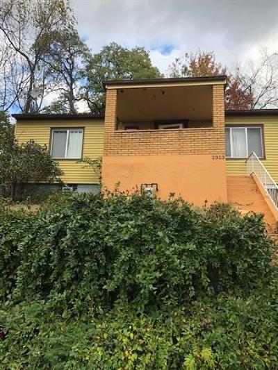 Swissvale Single Family Home For Sale: 2323 Milligan