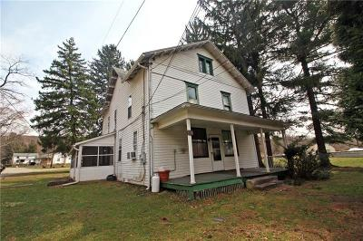 Derry Twp PA Multi Family Home For Sale: $58,000