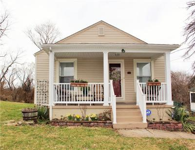 Wilkins Twp Single Family Home For Sale: 573 Clugston Ave