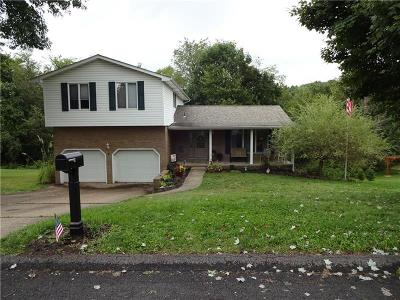 Greensburg, Hempfield Twp - Wml Single Family Home For Sale: 4067 Briarwood Drive
