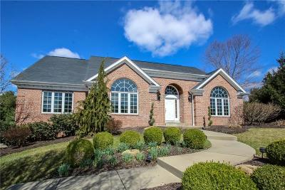 Upper St. Clair Single Family Home Active Under Contract: 1888 Fieldmont Dr