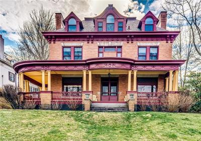 Edgewood Single Family Home Active Under Contract: 204 Hawthorne St