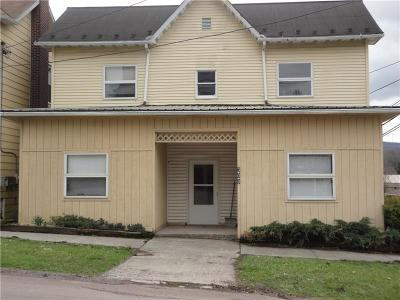 Meyersdale Boro Multi Family Home For Sale: 300 Meyers Ave