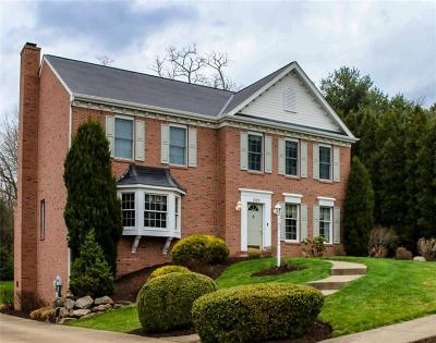 Upper St. Clair Single Family Home For Sale: 289 Hardy Dr
