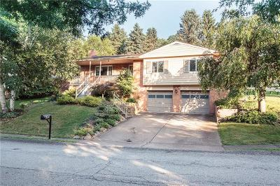 Wilkins Twp Single Family Home Active Under Contract: 100 Larchwood Dr