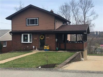 Wilkins Twp Single Family Home Active Under Contract: 116 Delaney Dr