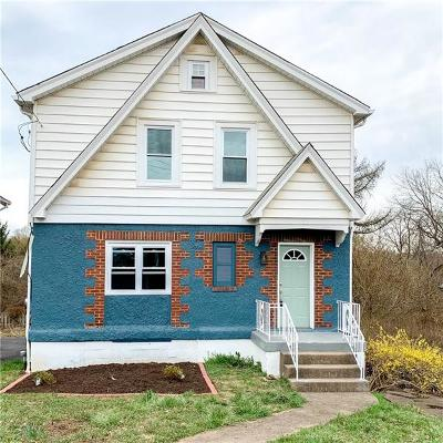 Wilkins Twp Single Family Home Active Under Contract: 823 Elizabeth St