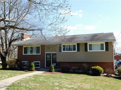 Greensburg, Hempfield Twp - Wml Single Family Home Active Under Contract: 341 Willow Crossing