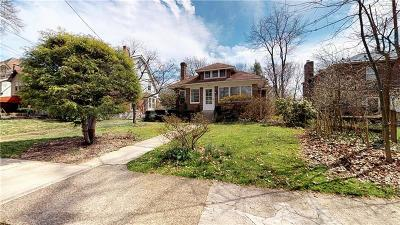 Regent Square Single Family Home Active Under Contract: 119 Washington St