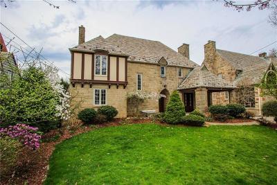 Mt. Lebanon Single Family Home For Sale: 1428 Navahoe Dr