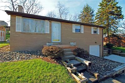 Westmoreland County Single Family Home Active Under Contract: 891 Iris Dr