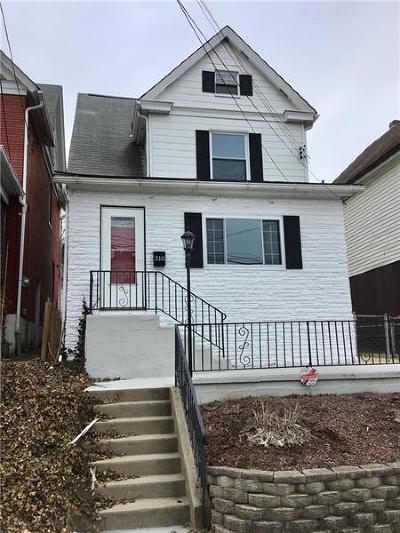 Trafford Single Family Home Active Under Contract: 318 Edgewood Ave