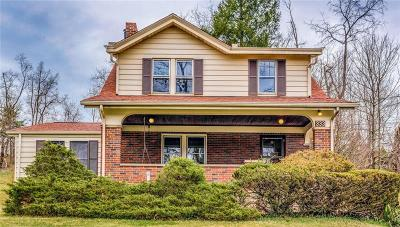 Bethel Park Single Family Home For Sale: 333 Horning Rd