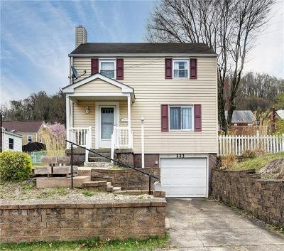 Single Family Home For Sale: 223 E Fairmont Ave