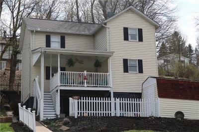 Greensburg, Hempfield Twp - Wml Single Family Home Active Under Contract: 2007 Furlong St