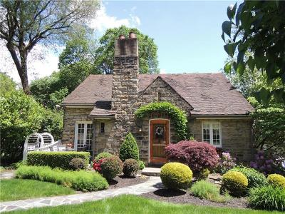 Mt. Lebanon Single Family Home Active Under Contract: 241 Orchard Drive