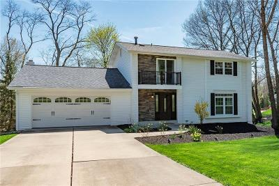 Upper St. Clair Single Family Home Active Under Contract: 1676 Ewing Cir
