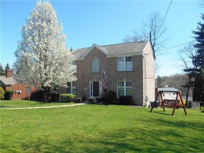 Bethel Park Single Family Home For Sale: 141 Meadowbrook Drive